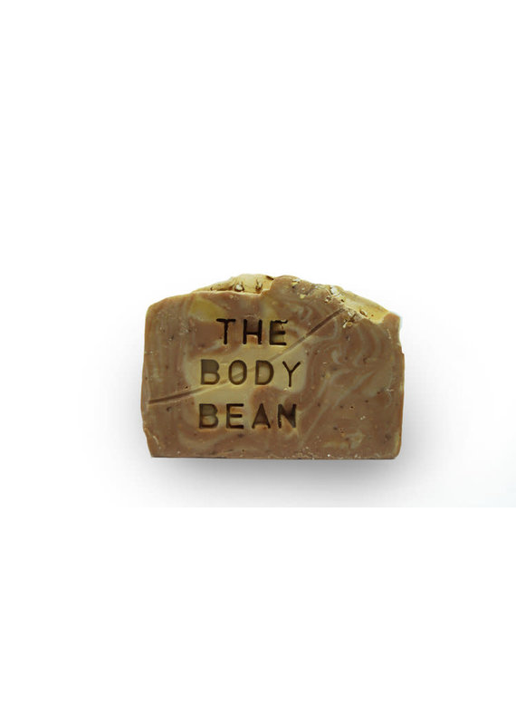 The Body Bean The Body Bean Soap Oatmeal Honey