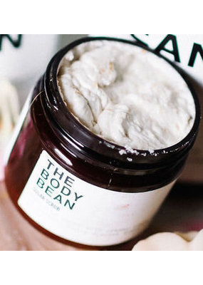The Body Bean Sugar Scrub Oatmeal Honey