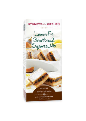 Stonewall Kitchen Stonewall Kitchen Baking Mixes Lemon Fig Shortbread