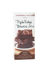 Stonewall Kitchen Stonewall Kitchen Dessert Baking Mix Triple Fudge Brownie