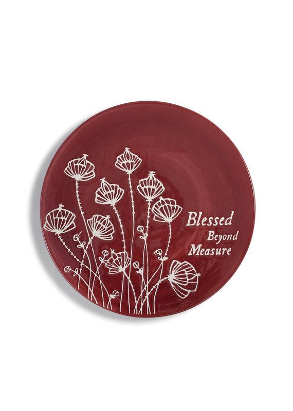 Trivet Blessed Beyond Measure