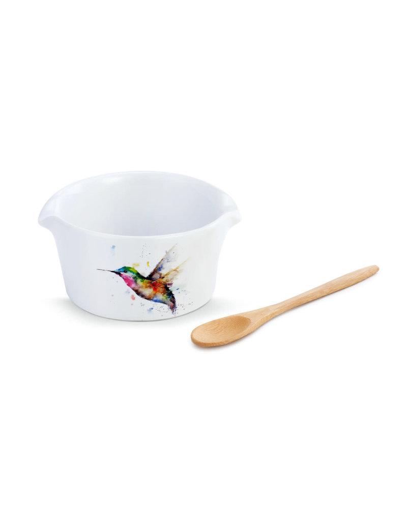 Appetizer Bowl Incoming Hummingbird