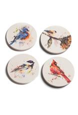 Coaster Set Songbird