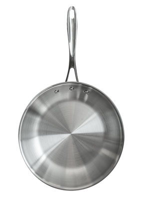 """Stainless Steel Chefs Pans 10"""""""