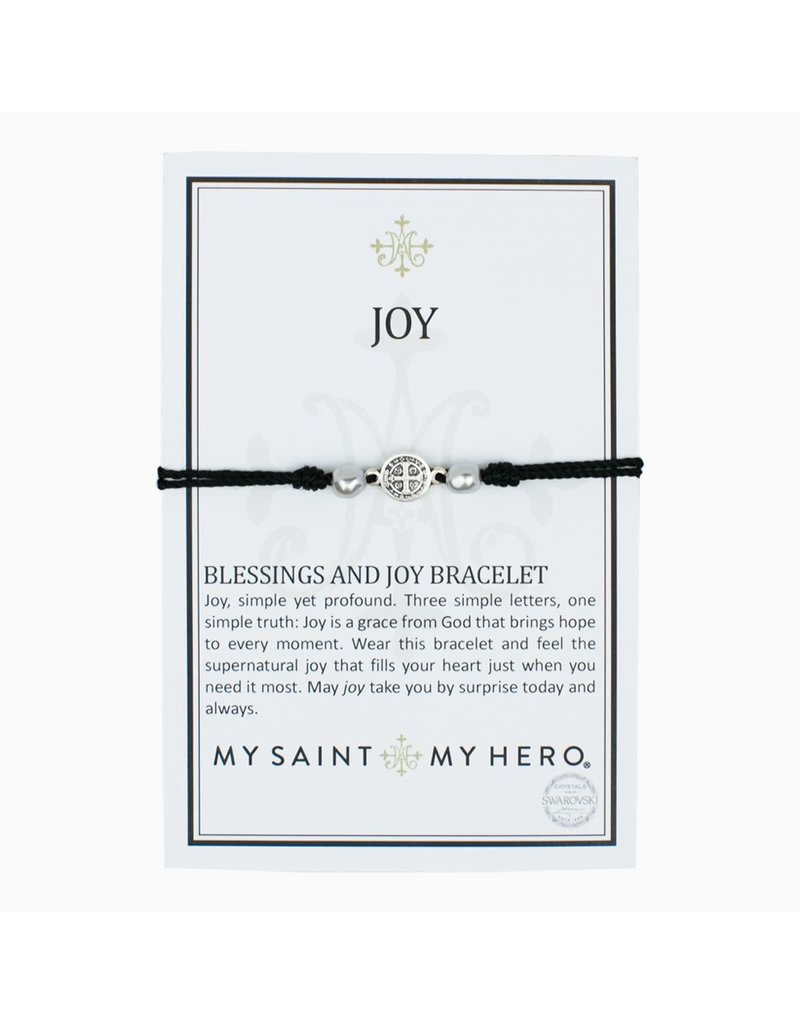 My Saint My Hero Blessing and Joy Bracelet