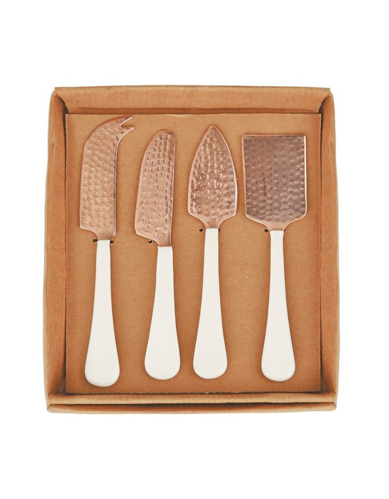 Copper Cheese Spreader set