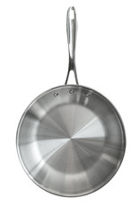 Stainless Steel Chefs Pans 12.5""