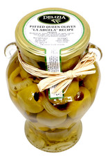 """Olives Pitted Queen Olives, Gordal """"La Abuela""""(with onion)"""