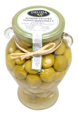 Olives Manzanilla Olive Stuffed with Almond