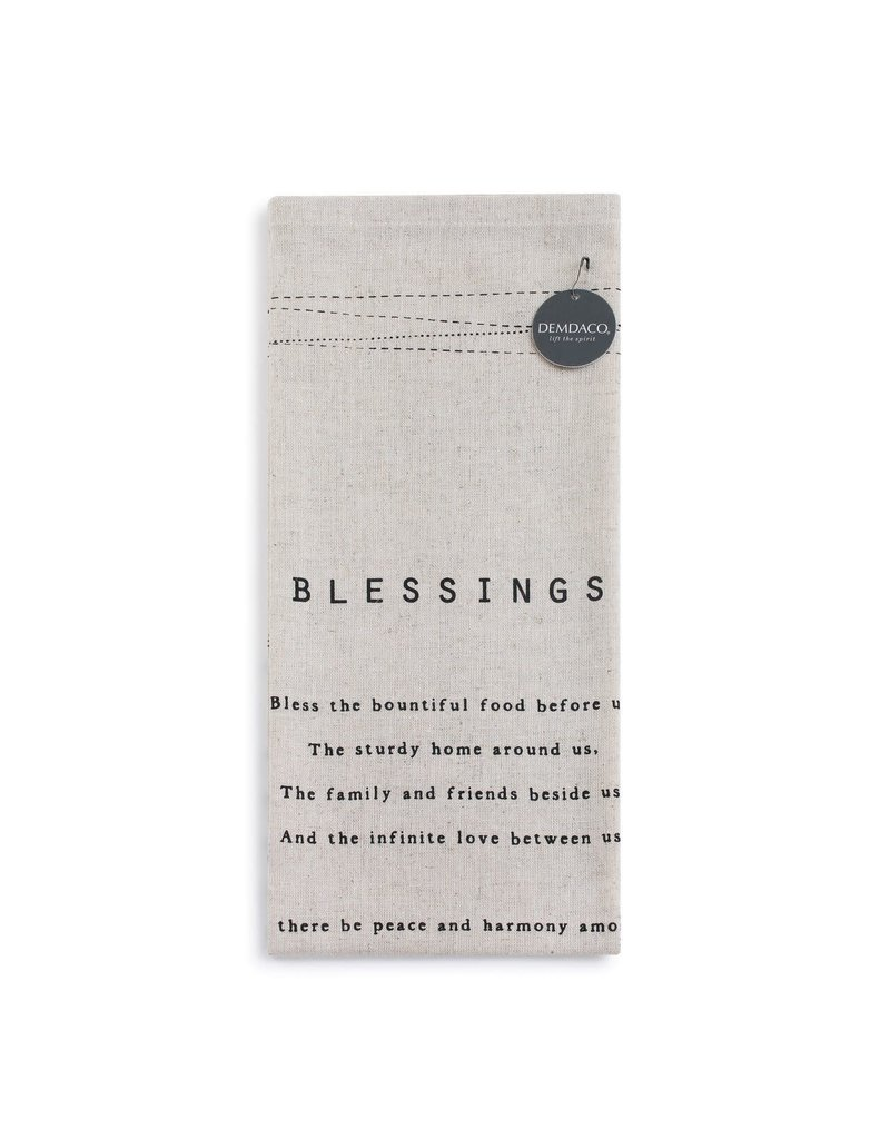 Tea Towels Blessings