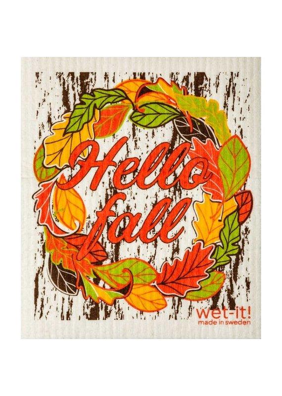 Wet-It Wet It Hello Fall