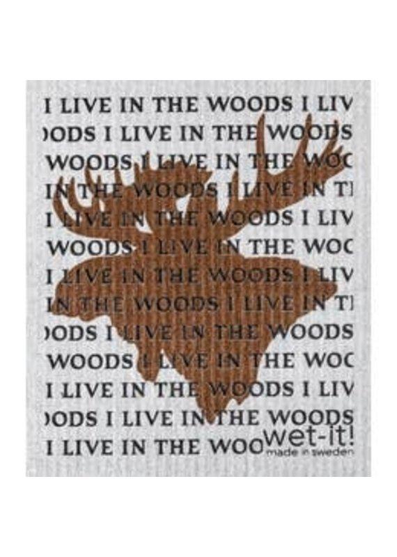 Wet-It Wet It I Live in The Woods