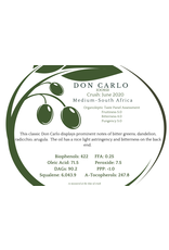 Southern Hemisphere Olive Oil Don Carlo S. Africa IOO953