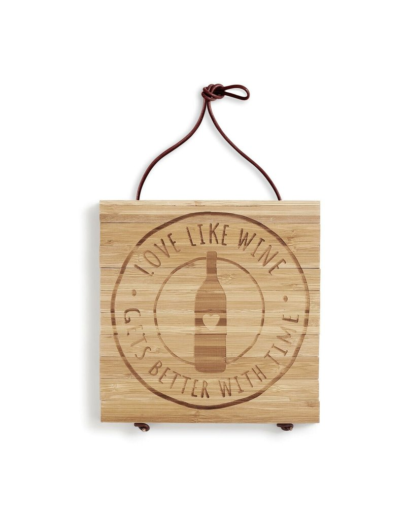 Expandable Trivet Love Like Wine