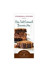 Stonewall Kitchen Stonewall Kitchen Dessert Baking Mix  Sea Salt Caramel Brownie