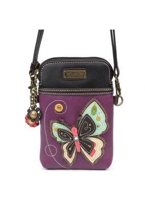 Chala Chala Cell Phone X-Body Butterfly