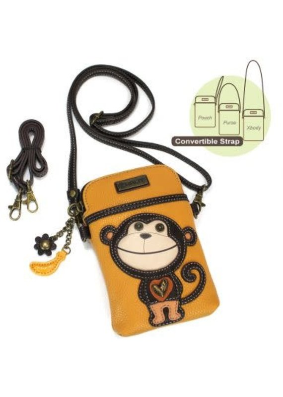 Chala Chala Cell Phone X-Body Monkey