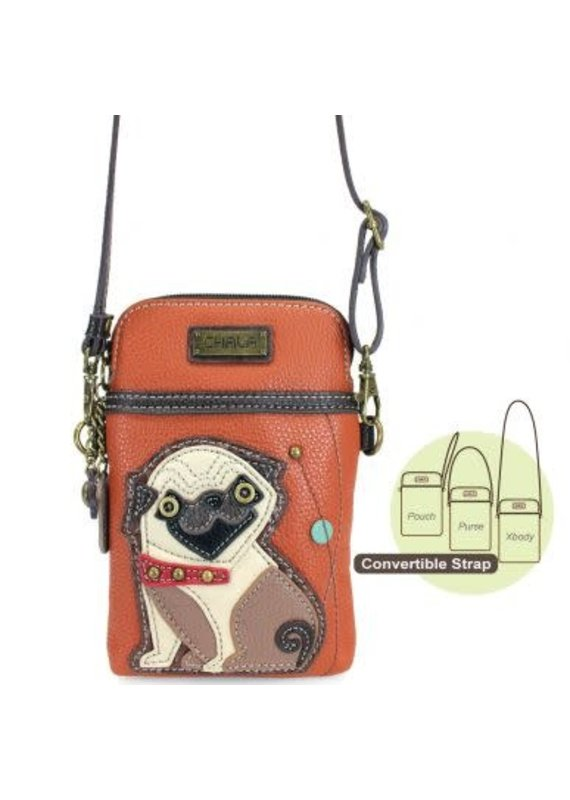 Chala Chala Cell Phone X-Body Pug