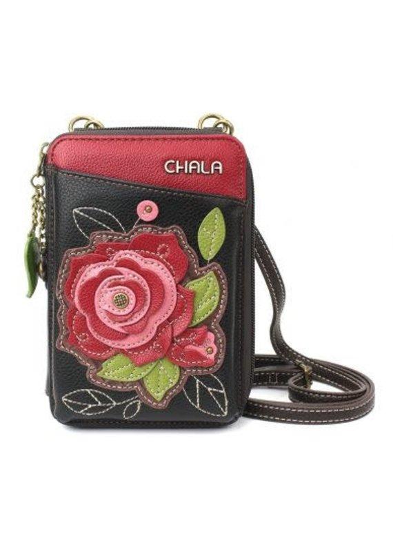 Chala Chala Wallet X-Body Rose