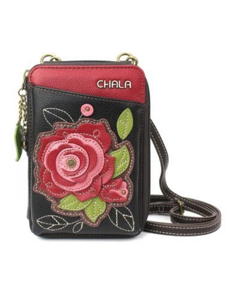 Chala Chala Wallet X-Body Rose