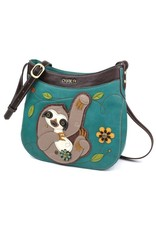 Chala Chala Crescent Crossbody Sloth