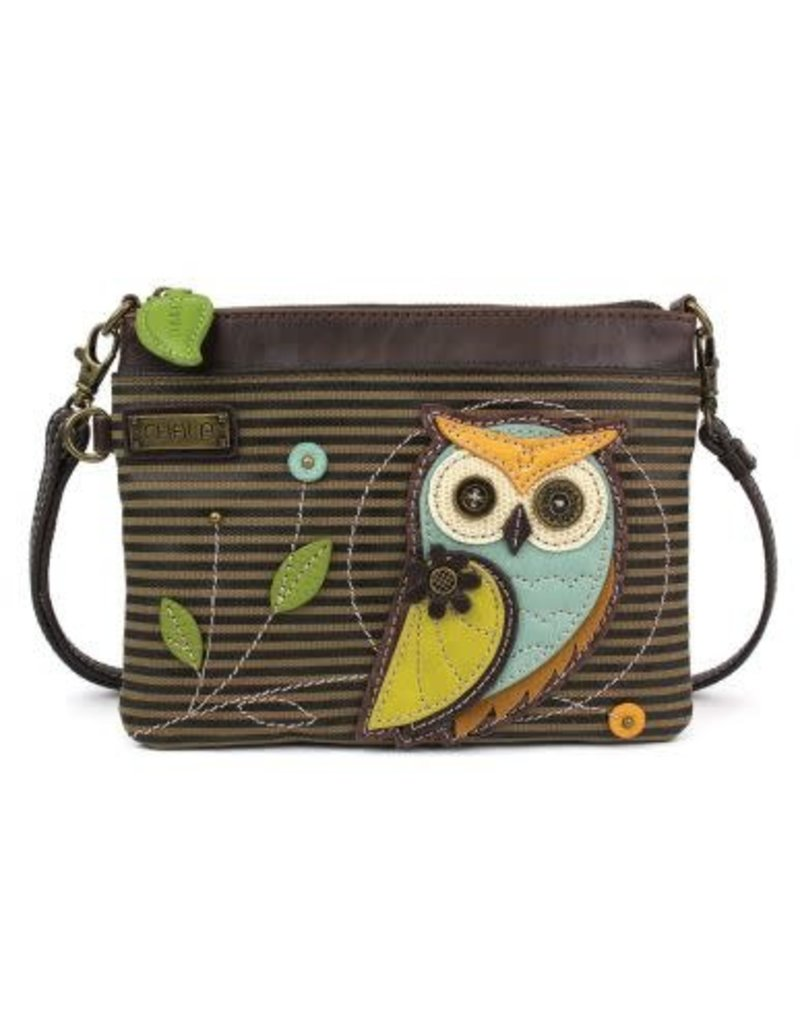 Chala Chala Mini Crossbody Owl Stripe