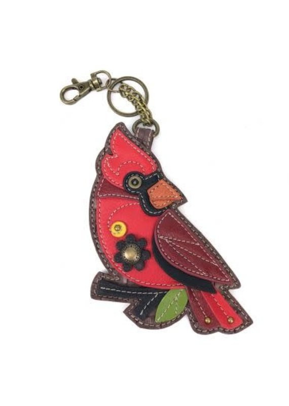 Chala Chala Pal Coin Purse Cardinal