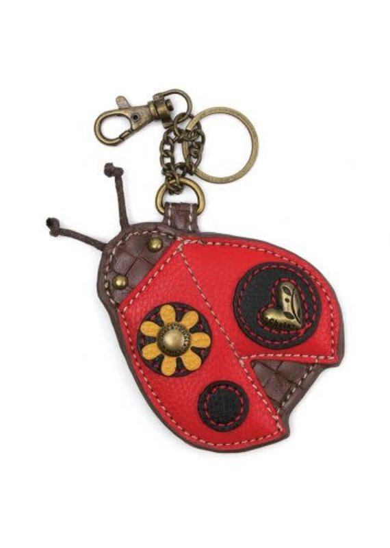 Chala Chala Pal Coin Purse Lady Bug