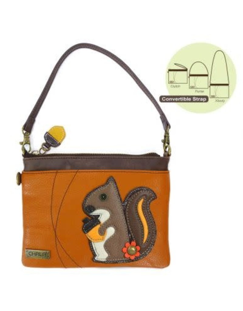 Chala Chala Mini Crossbody Squirrel