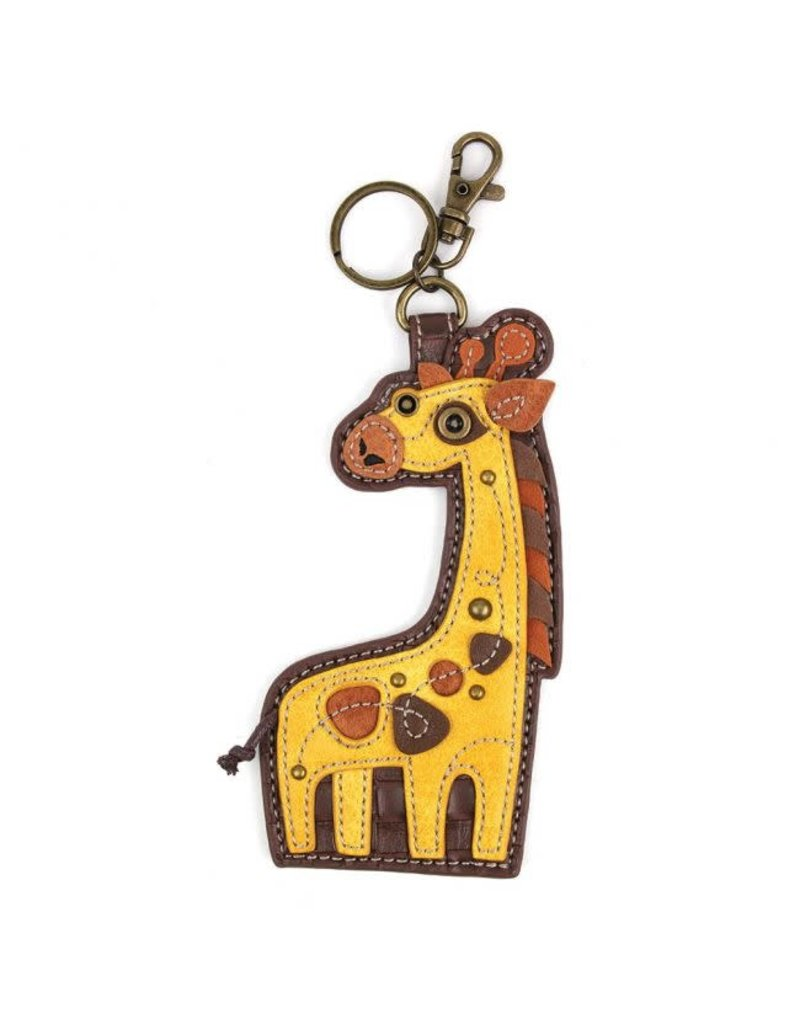 Chala Chala Pal Key Fob Giraffe