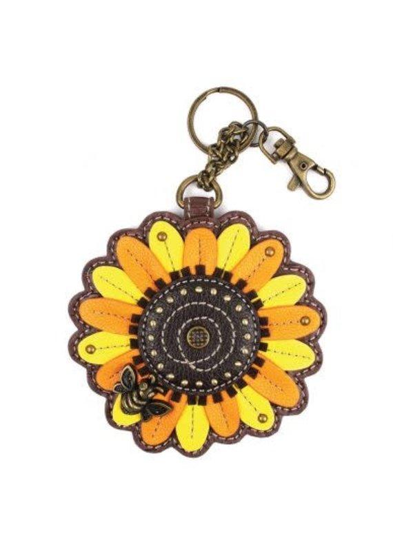 Chala Chala Pal Coin Purse Sunflower