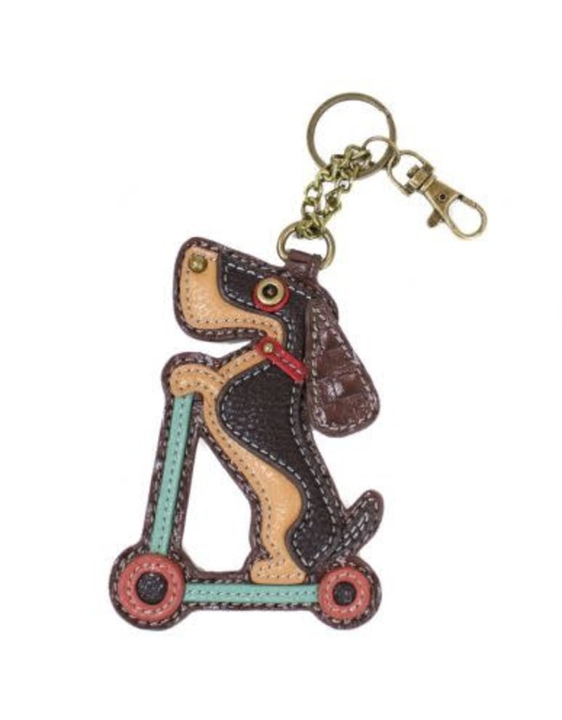 Chala Chala Pal Coin Purse Wiener Dog