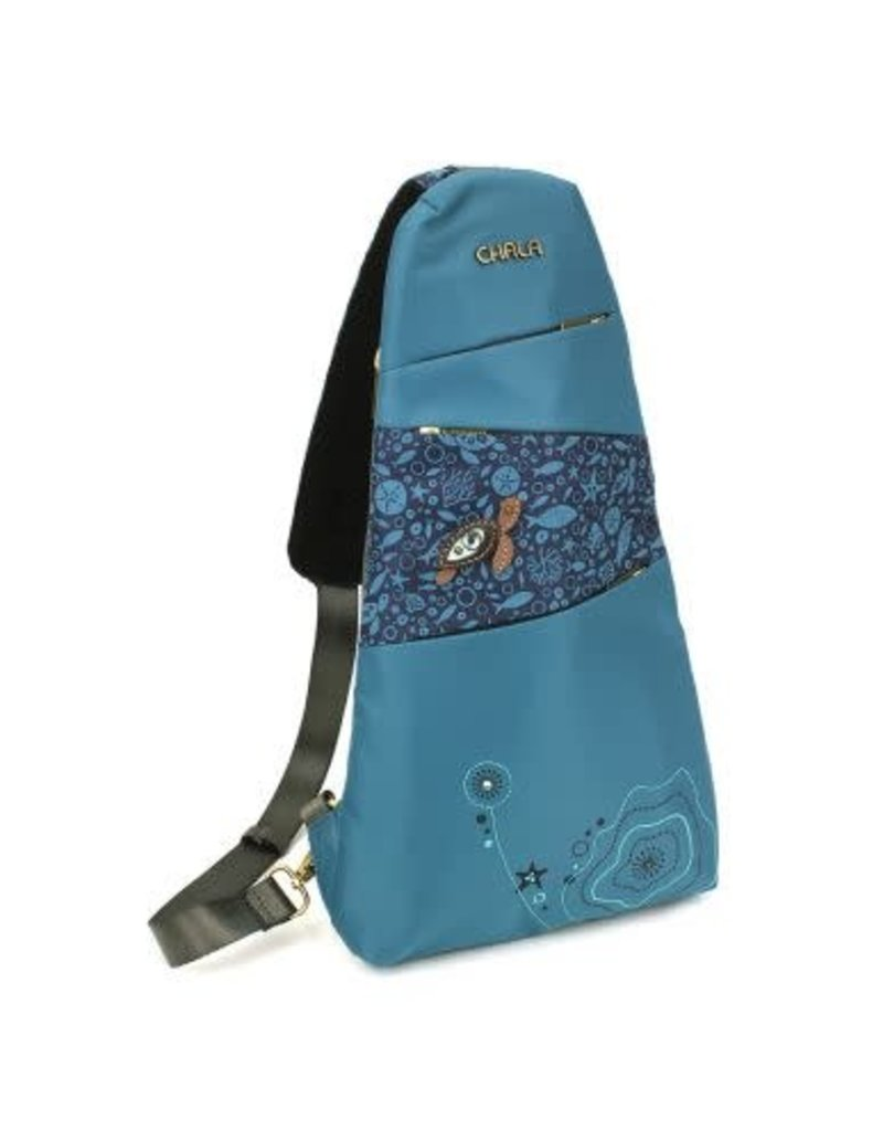 Chala Chala Sling Backpack Turtle