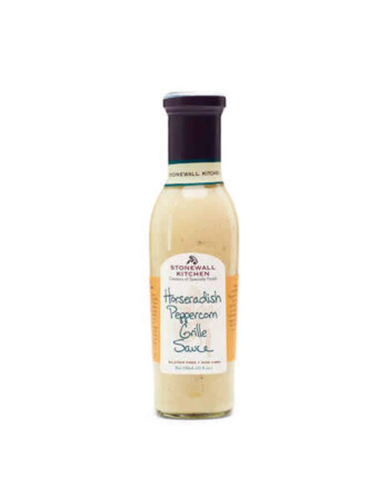 Stonewall Kitchen Stonewall Kitchen Grille Sauce Horseradish Peppercorn