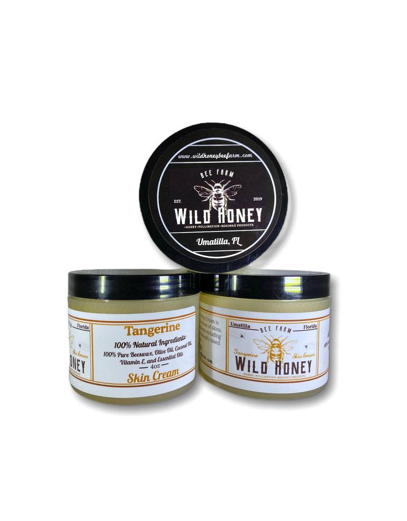Wild Honey Bee Farm LLC Wild Honey Bee Farm Tangerine Skin Cream