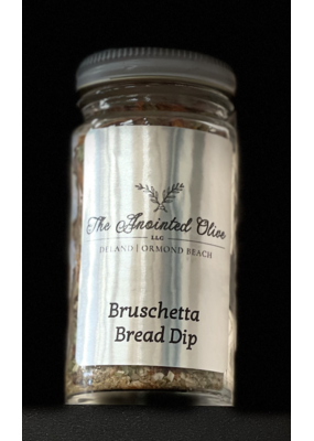 Bread Dip Bruschetta