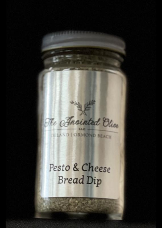 Bread Dip Italian Pesto