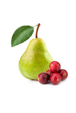 White Balsamic Cranberry Pear