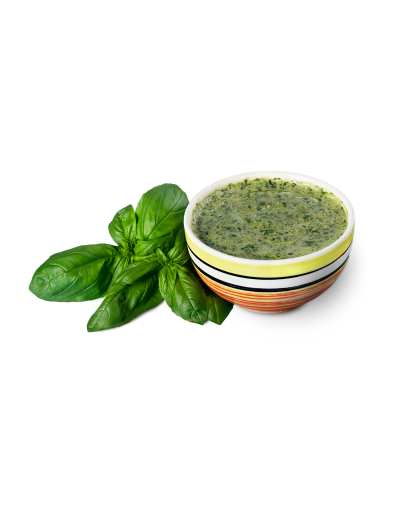 Infused Spicy Calabrian Pesto