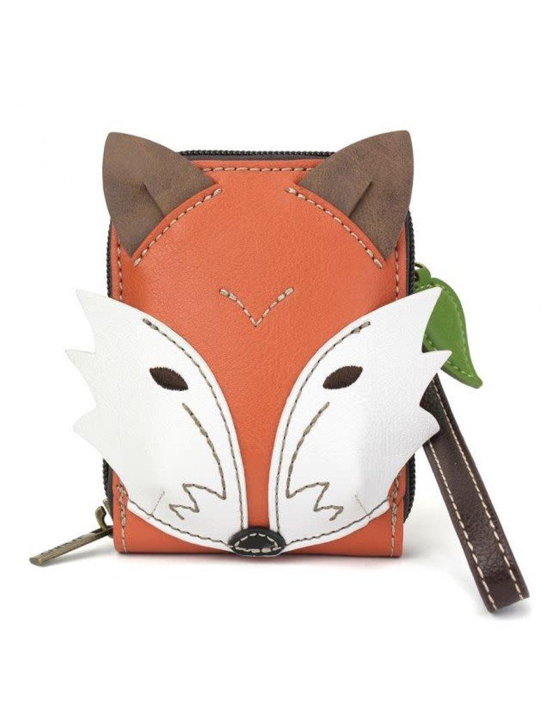 Chala Chala Credit Card Holder Fox