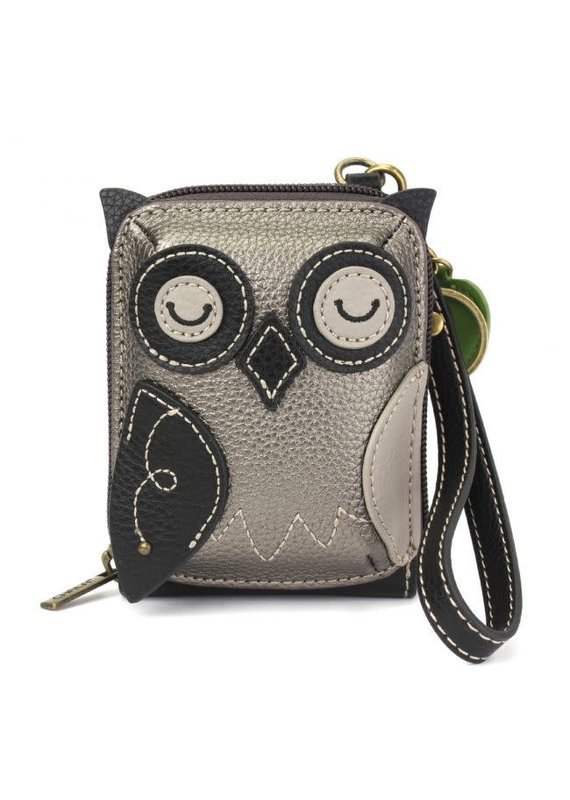 Chala Chala Credit Card Holder Owl