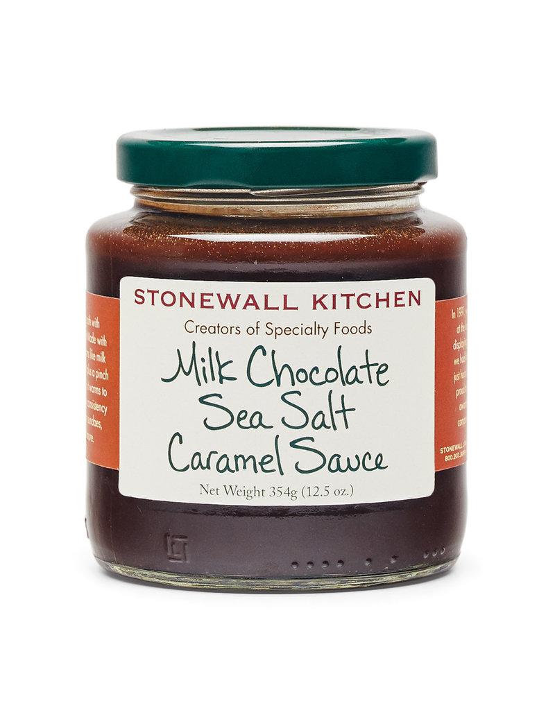 Stonewall Kitchen Stonewall Kitchen Milk Chocolate Sea Salt Caramel Sauce
