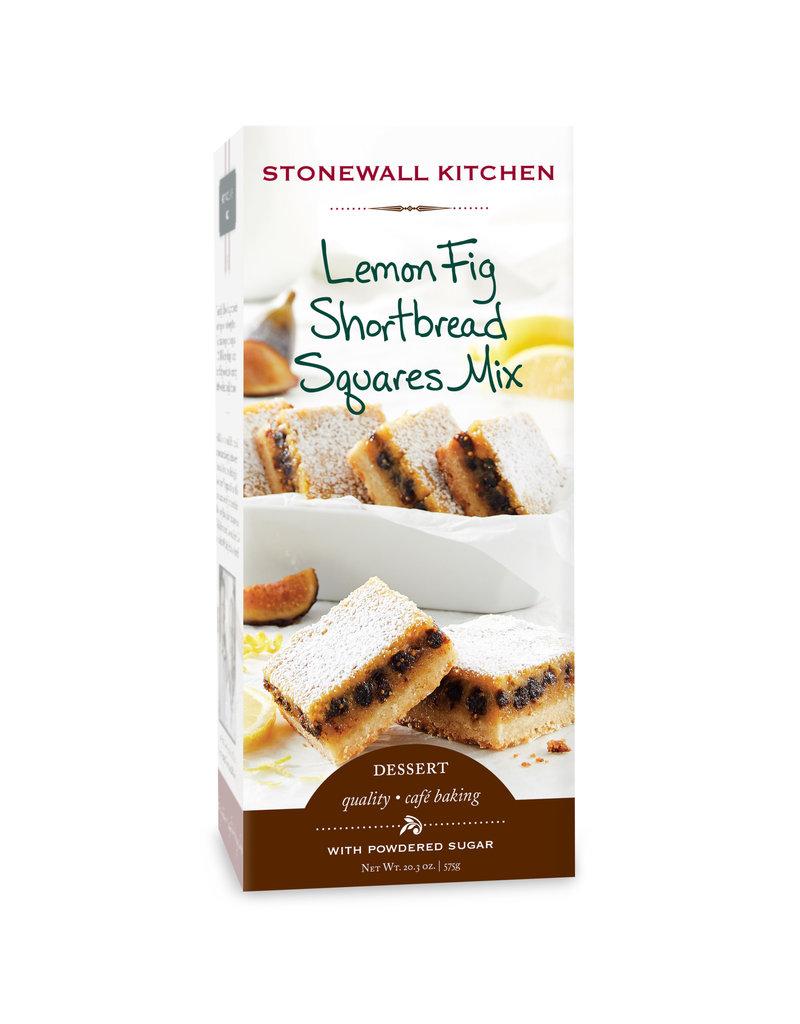 Stonewall Kitchen Stonewall Kitchen Baking Mixes Lemon Fig Shortbread