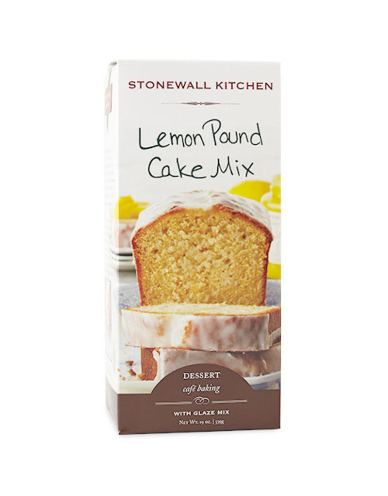 Stonewall Kitchen Stonewall Kitchen Lemon Pound Cake Mix