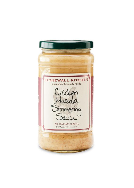 Stonewall Kitchen Stonewall Kitchen Simmering Sauces Chicken Marsala