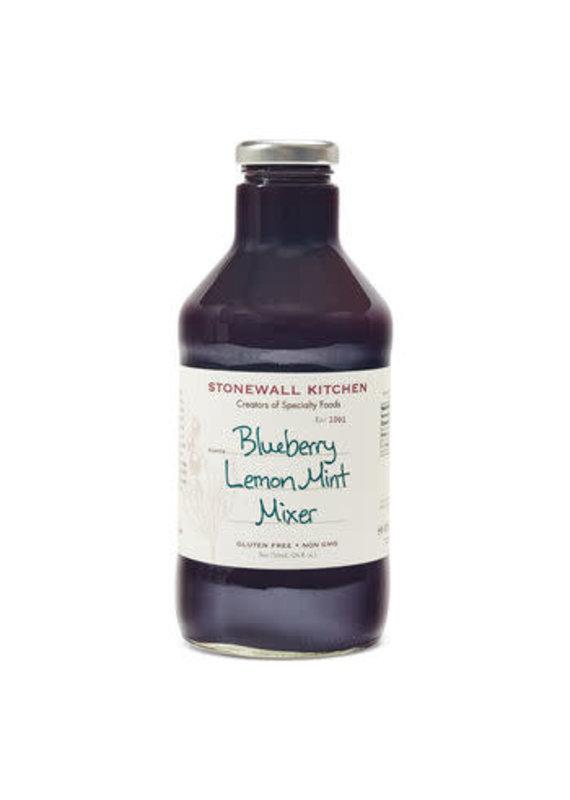Stonewall Kitchen Stonewall Kitchen Drink Mixers Blueberry Lemon Mint