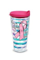 Tervis Tervis 24 oz Wrap Cup w/Lid SS- Hope Simply Live Fully