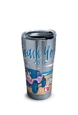 Tervis Tervis 24 oz Stainless Steel Bottle SS Beach You to It