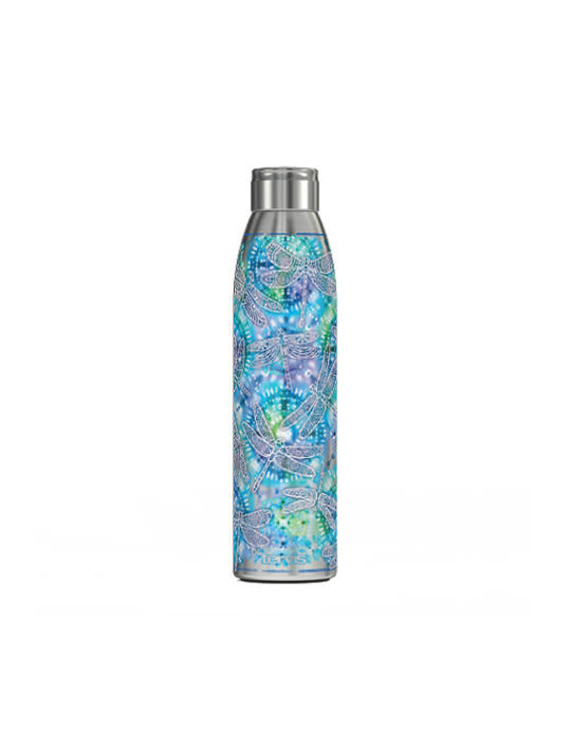 Tervis Tervis 25 oz Stainless Steel Bottle Tie Dye Dragonfly