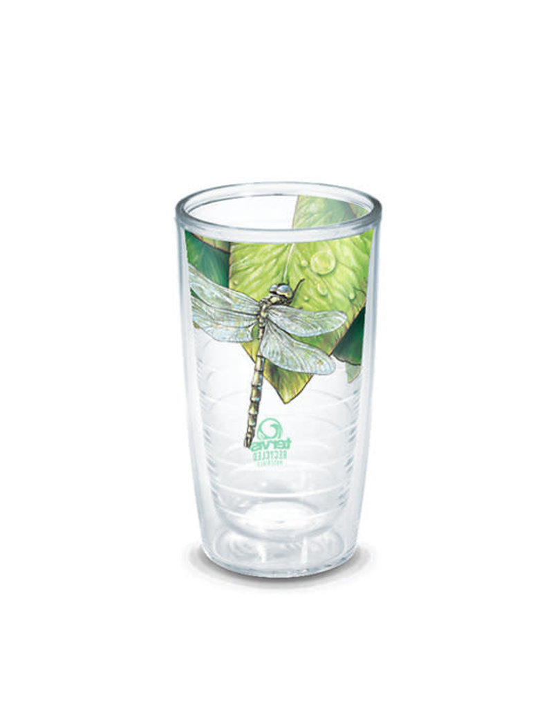 Tervis Tervis 16 oz Wrap Recycled Dragonfly & Leaf